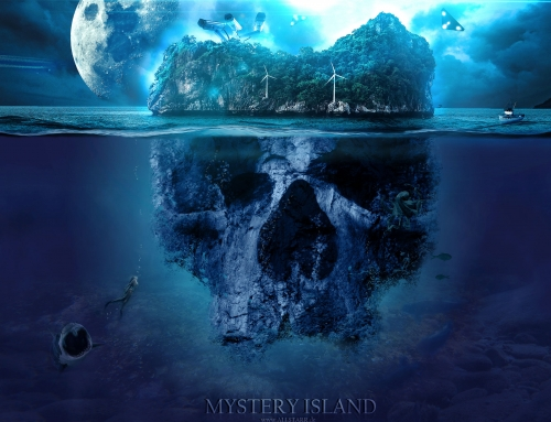 New Wallpaper / Poster  Mystery Island