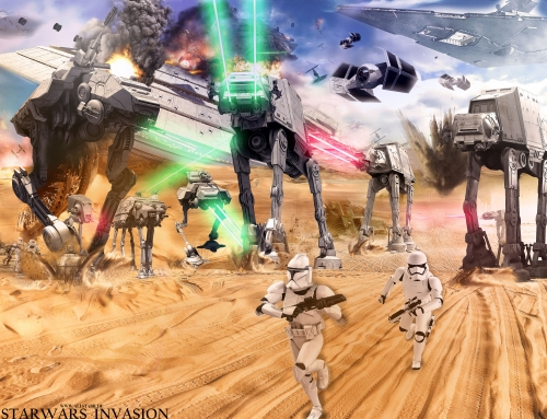 Starwars Invasion